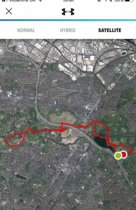 Marathon Blog – Ben's journey