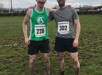Al's Marathon update – Baildon Boundary Way 2018