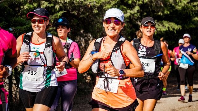 Al's Marathon journey begins…