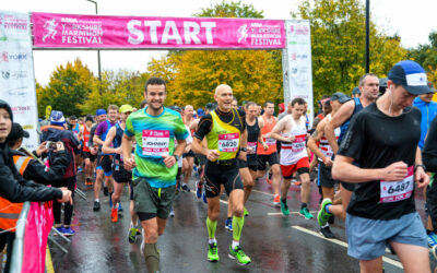 The Yorkshire Marathon…great but never again!